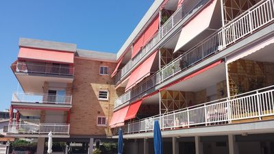 Photo for Beach Apartment Castelldefels