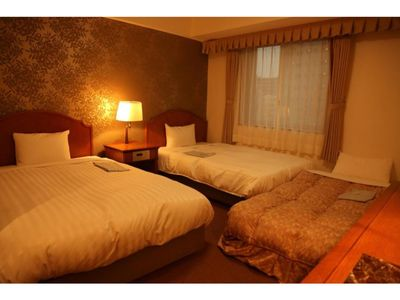 Photo for Smoking triple room for 3 people  without meals / Sendai Miyagi