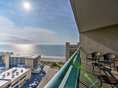 Photo for NEW! Myrtle Beach Unit w/Pool Access on Ocean Blvd