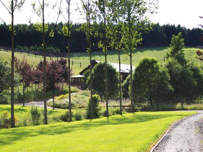 Photo for Ardennes cottage surrounded by game parks, at the foot of the Anlier forest