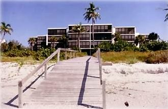 The Atrium Condominium and Boardwalk