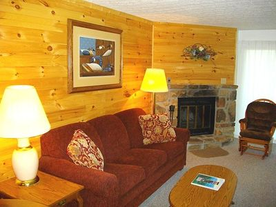 Photo for Just 1 mile from Ober Gatlinburg and the Gatlinburg Bypass, this amazing condo awaits you!