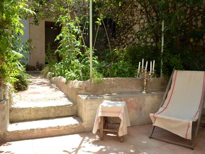 Photo for Home & peaceful garden Endoume / St Victor