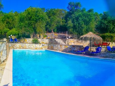 Photo for Villa Alkinoos: Secluded, private pool, WiFi, A/C