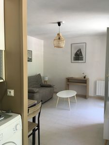 Photo for Studio 300 meters from the beach