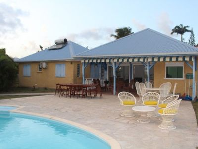 Photo for Villa Saint Francois Guadeloupe residential area