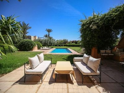 Photo for Luxurious Villa with pool in Marrakech 4262