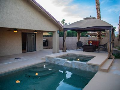 Photo for 3 BR House w Pool in Cathedral City