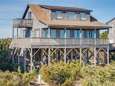 Photo for Delightful Oceanfront Home in Avon - Easy Beach Access & Close to Everything!