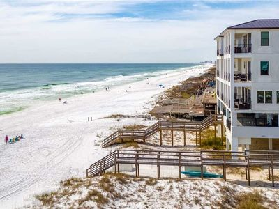 Photo for La Mer - Miramar Beach! Gulf Front! Private Pool! Free Beach Service! Book Today