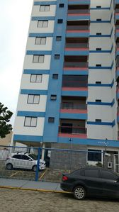 Photo for Apt Martim de Sá, dorm, swimming pool, barbecue, up to 6 people
