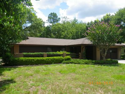Photo for Beautiful Sugarmill Home,  Deed Restricted, Golf Course Community