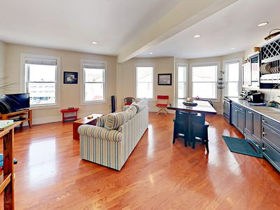 Photo for Boothbay Harbor Flat in the heart of Nightlife, Shopping, Boating Excursions