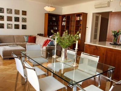 Photo for High End Designer Luxury in the Heart of Old Town. Spacious, quiet, perfect!
