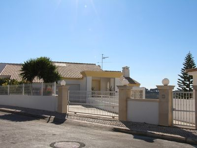 Photo for Luxury detached Villa w private pool, overlooking Sea and Marina.