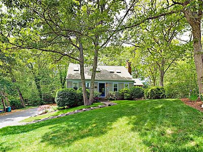 Photo for Adorable 4BR/2BA Classic Cape Cod Cottage -- Just Steps to Long Pond