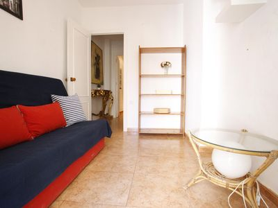 Photo for San Diego Primero apartment in El Arenal with WiFi, air conditioning & private roof terrace.