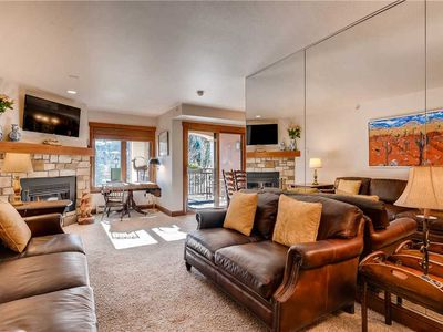 Photo for Heart of Vail Lionshead! Steps to Lift, 1 Bedroom, Sleeps 4, Hot Tub, Pool