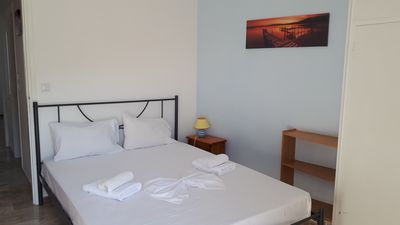 Photo for Katerina Apartments , Two-Bedroom Apartment with Sea And Mountain View