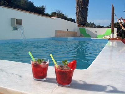Photo for Relax in Luxury Paradise Villa - Ericeira - Private pool - Free Wifi