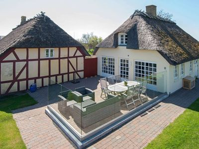 Photo for Rustic Holiday Home in Juelsminde with Terrace