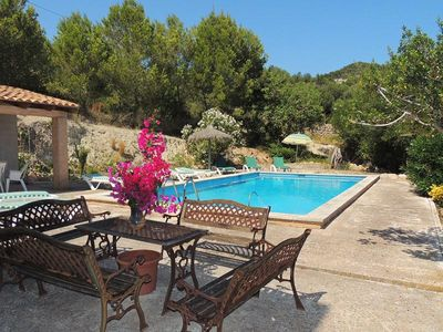 Photo for Ses Oliveretes - Original Majorcan Country- Finca With Private Pool And Distant Sea Views! - Free WiFi