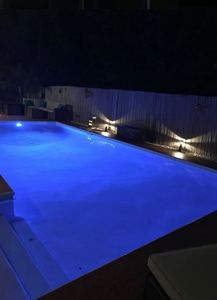 Photo for Fl Private Pool home ! 1 mile to Singer island beaches . Near restaurants shops