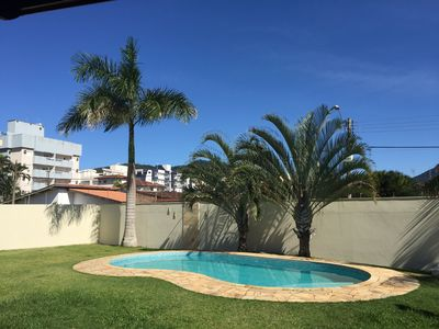 Photo for Excellent house with pool in Itaguá, close to shopping and TAMAR Project