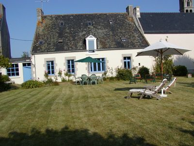Photo for Great holiday home in Plobannalec-Lesconil