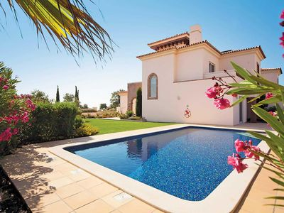 Photo for 3 bedroom Villa, sleeps 6 in Ribeira da Gafa with Pool, Air Con and WiFi