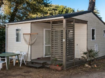 Photo for Camping du Bord de Mer *** - Chalet 3 Rooms 4 People