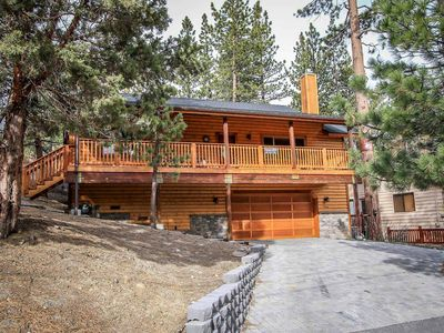 Photo for House in Big Bear Lake with Parking, Internet, Washing machine, Balcony (983526)