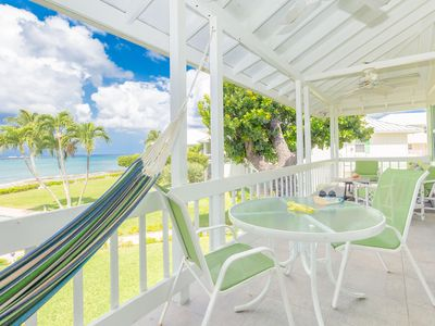 Photo for Great Views-Great Snorkeling at this Modern 2 BR -Cocoplum #8 by Cayman Vacation