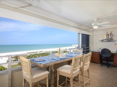 Photo for Spectacular Beach Views from Horizons West #404 on Siesta Key
