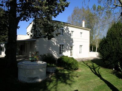 Photo for PONS - Spacious Cottage 8/9 pers - 4 * Gîtes de France - Private pool and heated