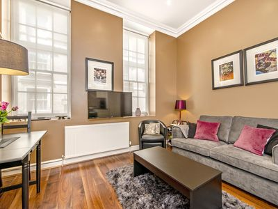 Photo for Enjoy Theater, The Strand, and maximize every moment in London in this flat