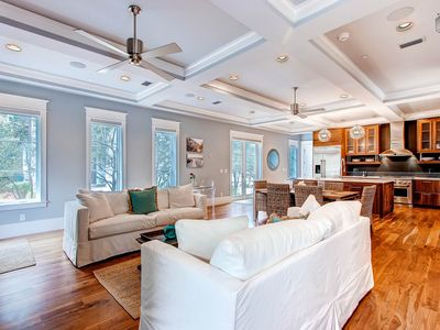 Photo for Exquisite Rosemary Beach home next to Barrett Square: The Atticus
