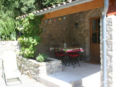 Photo for Holiday house in Drôme provençale