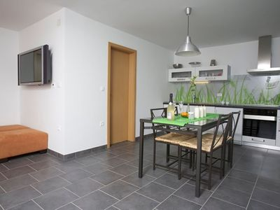 Photo for Apartment in the center of Bled with Internet, Parking, Terrace, Garden (337199)