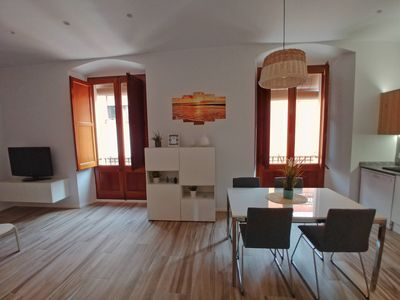 Photo for MODERN AND BRIGHT NEW FLAT IN THE CENTER OF PALAMÓS
