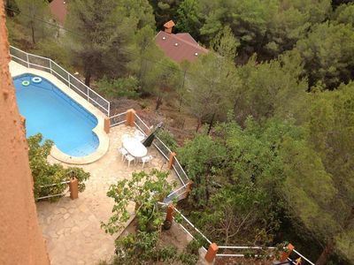 Photo for Discount Sep-Nov! Nice apartment with private pool