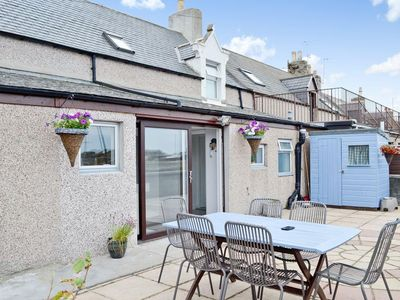 Photo for 3BR Cottage Vacation Rental in Buckie, Moray