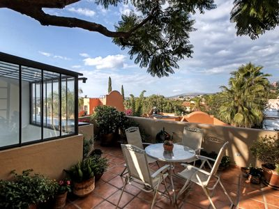 Photo for Fall Availability Charming Guadiana 2 BR/2Bath home with View of Parroquia