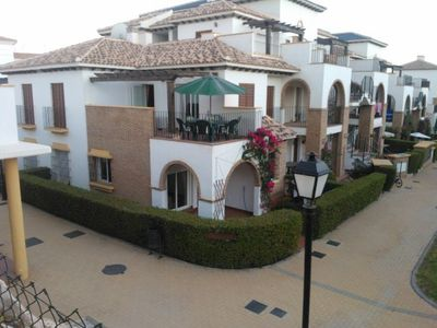 Photo for Lovely Traditional duplex Situated, Vera Playa. With private WIFI