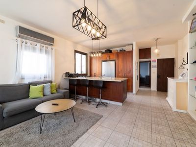 Photo for Urban Apartment +Jacuzzi near Sarona Tel Aviv