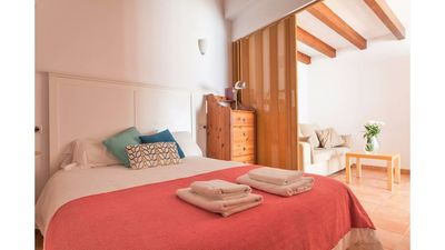Photo for Family-friendly Vacation Rental with Terrace in the City Center; Sierpes 3
