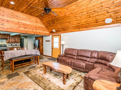 Photo for 3BR House Vacation Rental in Shaver Lake, California