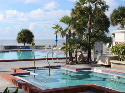 Key West Beachside Spacious Two Bedroom Condo in the Top Location on the Key