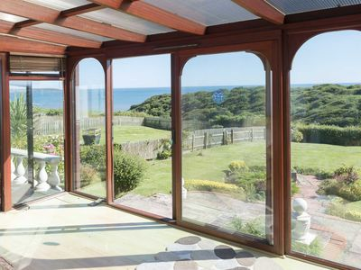 Photo for 2BR House Vacation Rental in Hunmanby Gap, near Filey