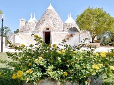 Photo for 1BR Cottage Vacation Rental in Francavilla Fontana, Puglia